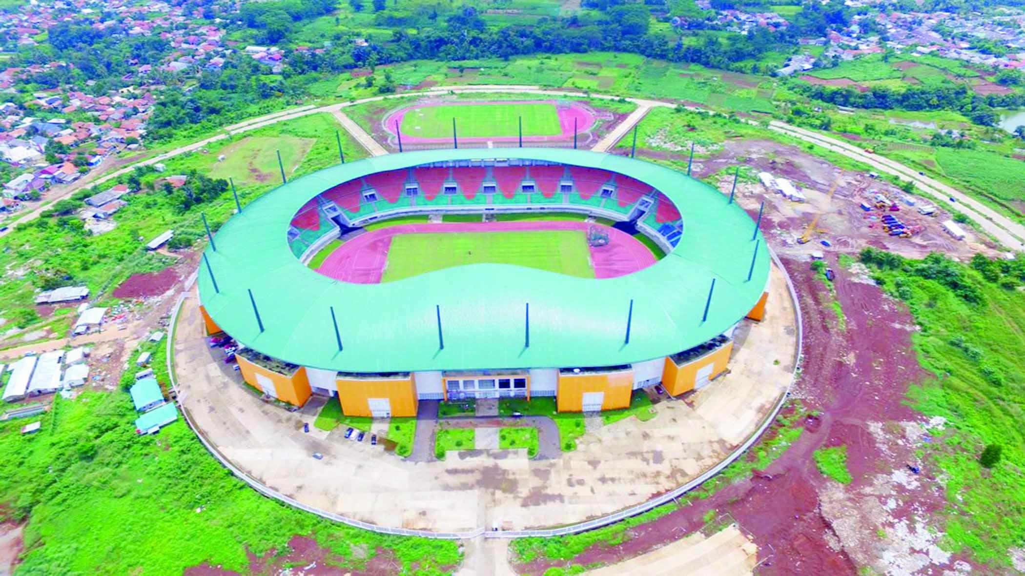 Image result for Pakansari Stadium